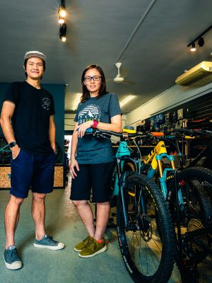 UNSPRUNG – By Riders For Riders